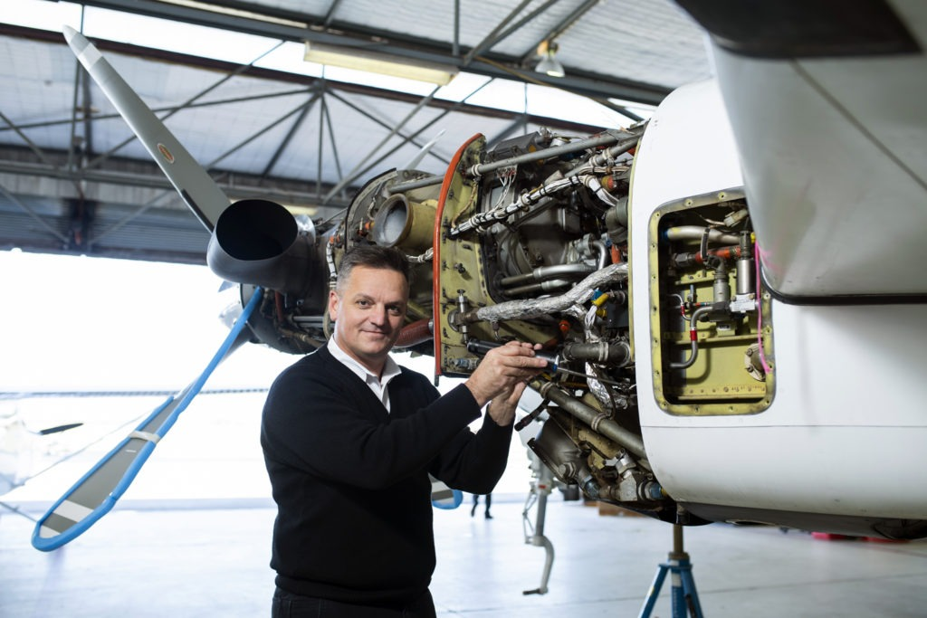turbo prop maintenance