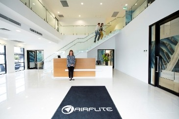 airflite reception